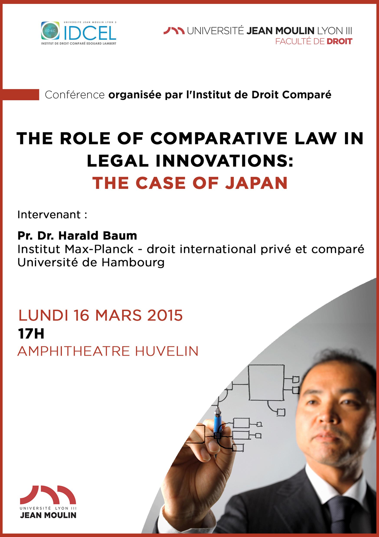 conférence IDECEL Japon - 16 mars