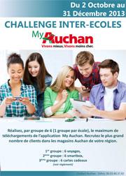 Challenge My Auchan