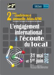 Colloque Atlas-AFMI 2012