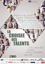 Croisée des Talents 2013