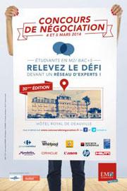 Challenge négociation Deauville 2014