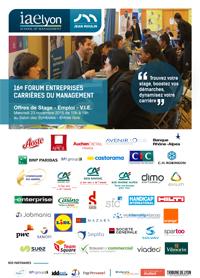 Forum Carrières 2016