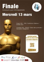 Finale Lyon 3 Entreprendre 2013