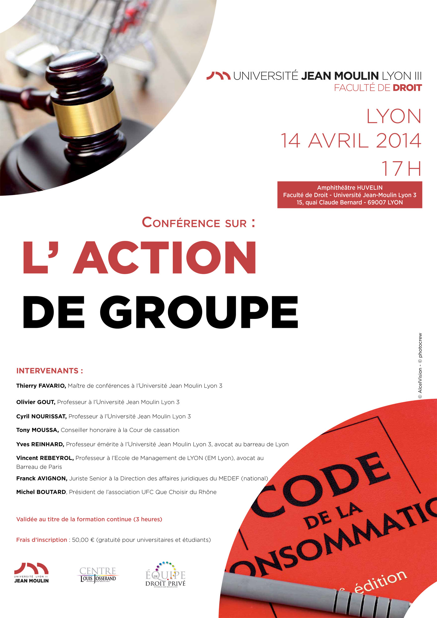 Affiche Action de Groupe 2014