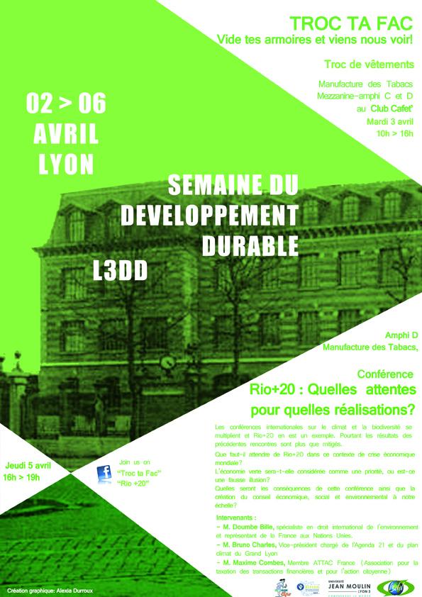 Affiche L3DD