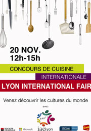 IAE Lyon International Fair 2012