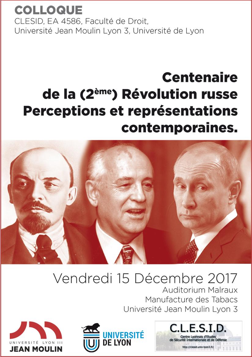 Affiche REVOLUTION