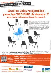 Valeurs ajoutées pour les TPE-PME