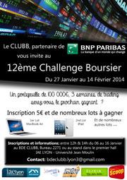 Challenge Bouriser 2014