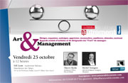 Art et Management - Thierry Roche / Michel Troisgros