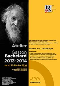 Atelier Gaston Bachelard - 20 février 2014
