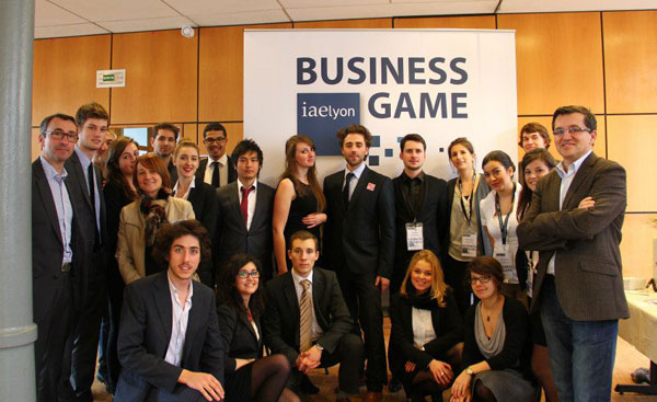 Business Game IAE Lyon 2013