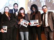 Business Game IAE Lyon - Grand prix, equipe 10, IAE Lyon