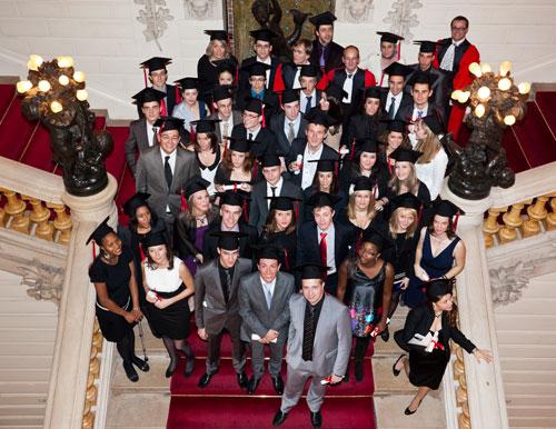 Remise diplômes Master CCA 2011