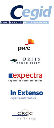 Partenaires Remise de diplômes Master CCA 2012