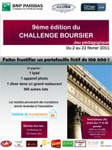 Challenge Boursier 2011