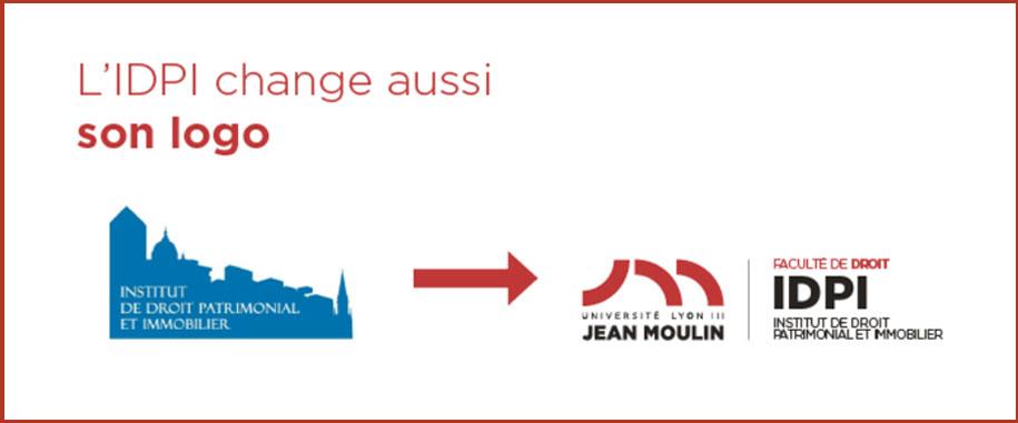 changement logo IDPI