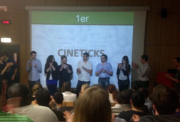 Gagnants 7e Startup Week-end