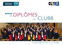 remise diplômes CLUBB 2013