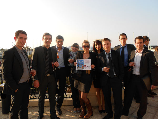 Concours Deauville 2012 - Equipe IAE Lyon