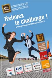 Concours Négociation 2012