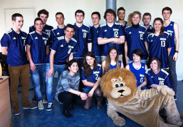 Coupe de France des IAE 2013 - Equipe IAE Lyon