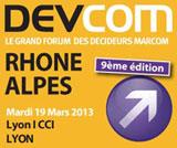 DEVCOM LYON 2013
