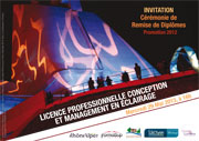 Licence Eclairage