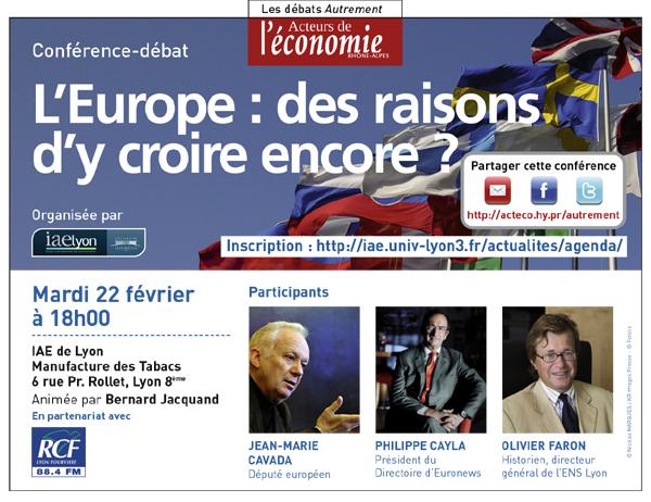 Europe - JM Cavada, P. Cayla, O. Faron