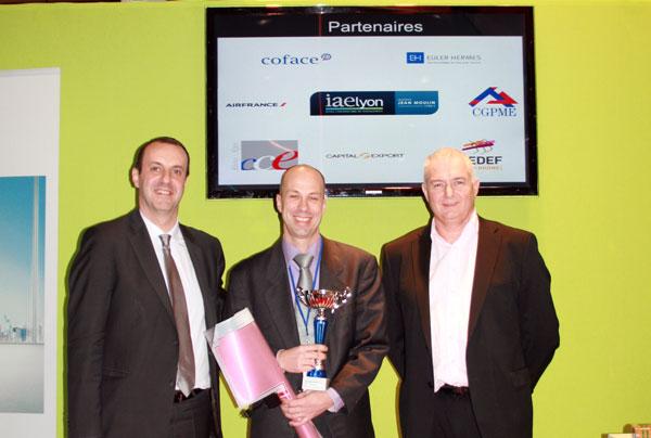 Exportez-vous - Lauréats 2012