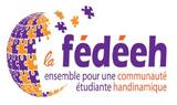 Fédéeh (Fédération Etudiante pour une Dynamique Etudes et Emploi avec un Handicap)