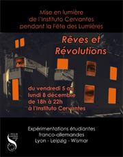 Fête des Lumières 2014 Institut Cervantes