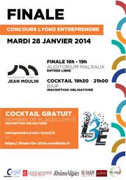 Concours Lyon 3 Entreprendre 2014