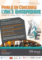 Finale Lyon 3 Entreprendre