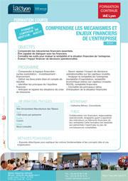 Formation courte finance