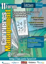 Forum Carrières Management 2011