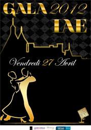 Gala IAE Lyon 2012