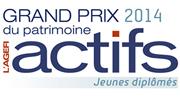 Grand Prix du Patrimoine Agefi Actifs 2014