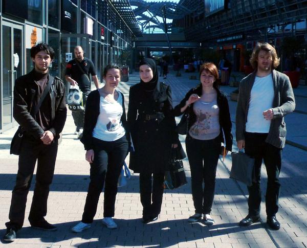 GSE Challenge 2011 - Equipe IAE Lyon - ENTPE