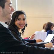 Etudiants Master, IAE Lyon