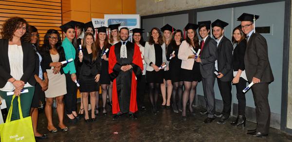 Master Management International - IAE Lyon