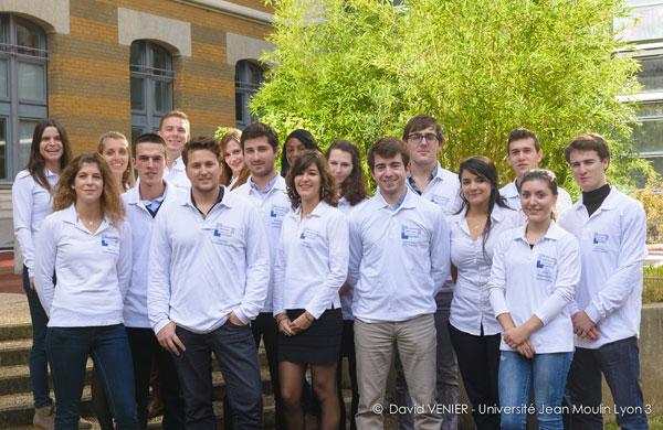 IAE Lyon Junior Entreprise - Equipe 2013-2014