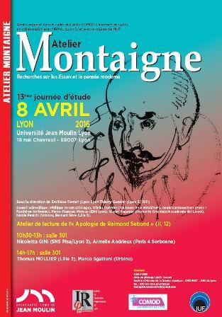 image atelier Montaigne 8 avril
