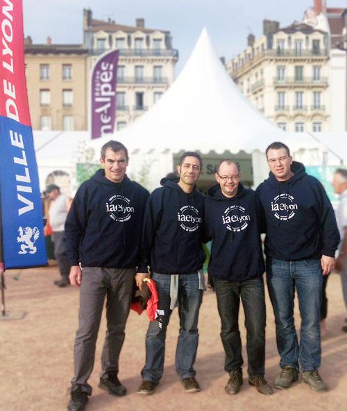 RunInLyon - Equipe IMBA IAE Lyon