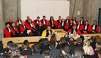 Remise de diplômes à l'IAE