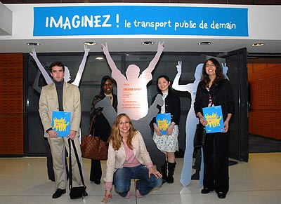Imaginez le Transport public de demain