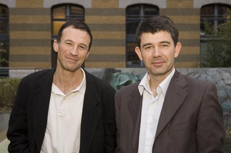 Alain Asquin et Thierry Picq