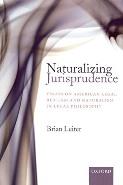 Brian Leiter, Naturalizing Jurisprudence