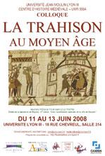 La trahison au Moyen-Âge