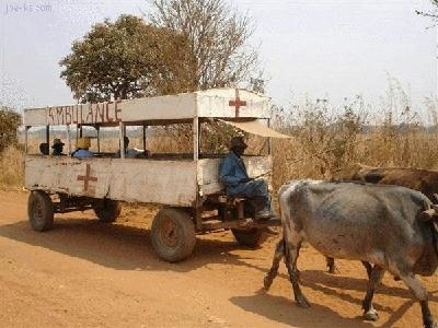 Ambulance africaine
